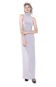 1D LONG dress Double-sided