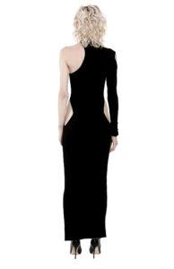 8D LONG dress Double-sided